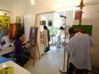 Kurse freie Malerei